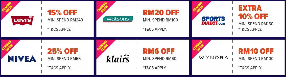 Getting most of Lazada voucher during Anniversary celebration