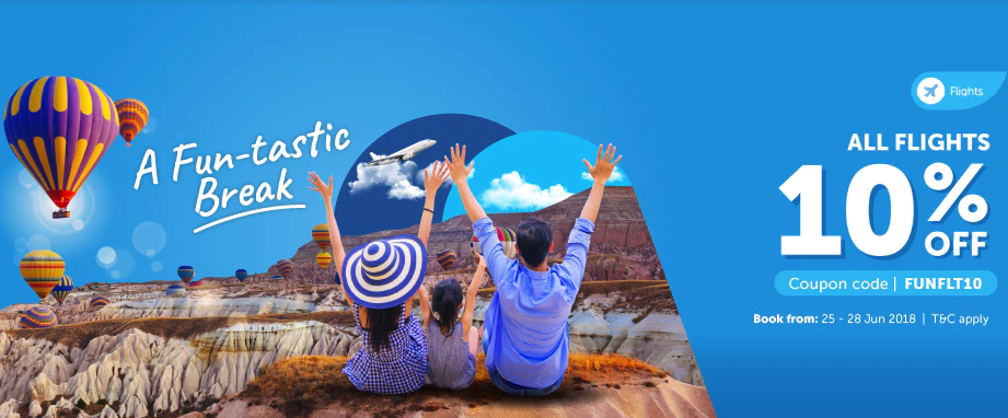 Traveloka Coupon Code | 15% OFF | August 2019 - ILoveBargain