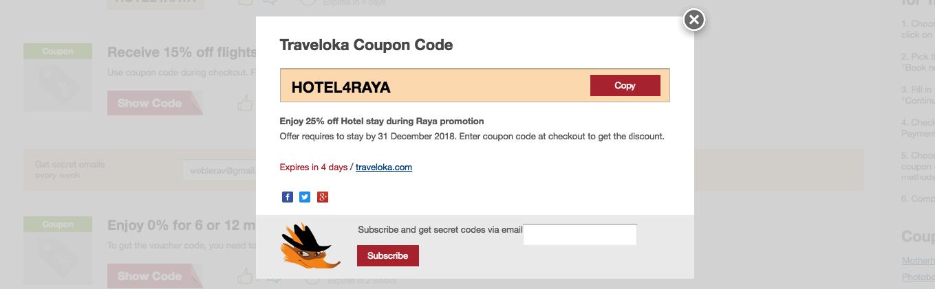 Traveloka Coupon Code 90 Off February 2021 Ilovebargain