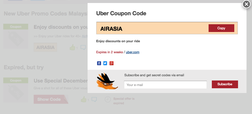 Uber Coupon Code | 40% OFF | September 2019 - ILoveBargain