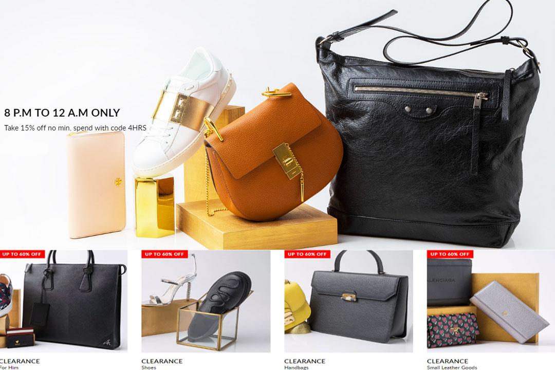 f11f923d2c Singapore Online Fashion Shopping  Why We Love Reebonz Singapore